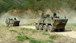 현대로템이 차륜형장갑차 2차 양산 계약을 체결했다