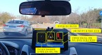 LG전자가 국내 최초로 LTE 이동통신 기반 V2X 단말과 이를 활용한 자율주행 안전기술 개발에 성공했다