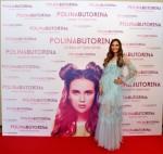 폴리나 부토리나가 두바이에서 감정의 바다라는 타이틀의 데뷔 앨범을 발표했다