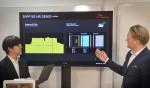 SK텔레콤이 에릭슨, 퀄컴과 함께 스웨덴 스톡홀름 에릭슨 본사에서 3GPP의 5G 국제 표준 기반 데이터 통신 시연을 성공했다