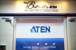 에이텐코리아가 한국 지사 본부에 ATEN 솔루션 제품군을 위한 데모룸 더 벙커를 오픈했다