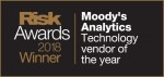 Moody's Analytics wins Technology Vendor of the Year in Risk Awards
