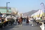 2018 평창 동계올림픽 성화가 12월 21일 호반의 도시 충주에 찾아 봉송을 성공리에 마쳤다