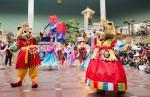 롯데월드 어드벤처의 월드 펀 2018 신년축제가 1월 1일부터 3월 11일까지 펼쳐진다