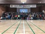 민주평통 평택협의회는 5일 평택 소사벌 초등학교에서 사단법인 통일과 함께와 통일캠페인을 개최했다