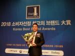 호텔스닷컴이 2년 연속 소비자 선정 최고의 브랜드 대상을 수상했다