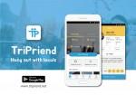 GPS 기반 보증금 제도로 안정성까지 입증한 외국인친구 매칭 플랫폼 '트리프렌드'