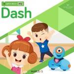 마르시스가 대시 정식 교재 발간 기념 무료 체험 워크숍을 실시한다. 사진은 놀면서 배우는 코딩 Dash 교재