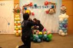 세기P&C가 2017년 12월 26일 서울 강남구 일원동에 위치한 삼성서울병원에서 주관하는 소아암 어린이 완치잔치 행사에 참여했다