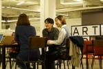 아트업서울-성동이 주한 영국문화원과 공동으로 해외 아티스트 초청 워크숍을 개최한다