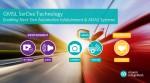 맥심 인터그레이티드가 엔비디아와 협업해 엔비디아의 업계 최초 레벨 5 완전 자율주행 플랫폼 드라이브 페가수스, 레벨 4 주행을 위한 드라이브 자비에를 지원한다. 사진은 맥심 GMSL SerDes 기술
