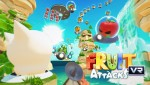Fruit Attacks VR, developed by Nanali Studios, hits Steam Early Access on January 26, 2018. Nanali Studios makes their debut in the virtual reality space with Fruit Attacks VR, launching on Steam Early Access. Nanali Studios is targeting a first-quar
