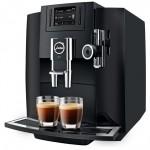 스위스 전자동 커피머신 유라가 22일 롯데홈쇼핑 렌탈 생방송을 실시한다. 사진은 유라 전자동 커피머신 E7