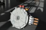 야사의 축방향 자속 전기 모터