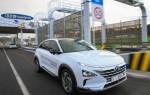 현대차가 차세대 수소전기차, 제네시스 G80 기반 자율주행차로 서울-평창 190km 고속도로 자율주행을 성공했다.