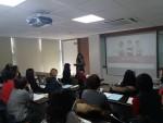 서초여성인력개발센터가 국비 지원 집단 상담 프로그램을 운영한다. 사진은 서초여성 집단 2기 강의