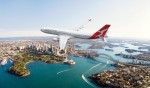 콴타스호주항공과 호주 뉴사우스웨일즈주 관광청이 공동으로 6월 16일까지 시드니 항공권 및 자유여행 상품 프로모션을 실시한다. 사진은 콴타스 항공기