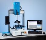 스마트 비전 카메라와 특허 기술 액체 디스펜싱 소프트웨어를 탑재한 노드슨 EFD의 4축 RV 시리즈 자동화 디스펜싱 시스템 로봇이 단순화된 프로그래밍을 지원한다