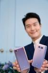 LG전자가 21일 이동통신 3사를 통해 라벤더 바이올렛을 적용한 LG G6와 LG Q6를 출시한다