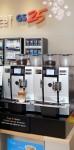 GS25에 설치된 스위스 유라 상업용 전자동 커피머신