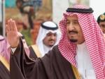 살만 빈 압둘아지즈 국왕이 2018년 2월 26일 제1회 리야드 국제 인도주의 포럼을 공식 개설했다