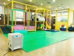 경기 안산 시립 달미 어린이집에 배치된 에어글 공기청정기 AG600