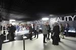 2017년 룩셈부르크 나노컨퍼런스 전시회 전경