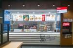 KFC 양주고읍점 매장 전경