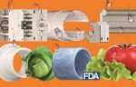 식품 및 포장 산업에 적용 가능한 이구스 플라스틱 베어링 솔루션
