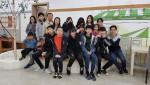 고양이민자통합센터 토요 다문화 공부방에 참여하는 다문화가정 자녀들과 중도입국청소년