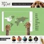 넷플릭스 반려동물 정주행 국가 TOP 10