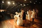 글로벌쉐어와 한국미혼모가족협회가 진행한 미혼모 가정 아기 돌잔치 현장