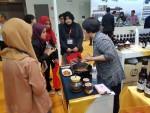 한국관 참가업체들의 다양한 시식·시연 행사