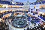 삼성전자가 러시아 모스크바 시내 아피몰 시티에 오픈한 갤럭시 스튜디오