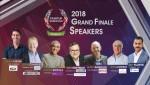 스타트업 월드컵 2018 그랜드 파이널 기조 연설자들