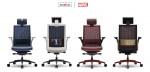 시디즈X마블 최고급 사무용 의자 T80_마블 컬렉션