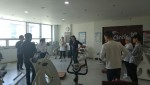 순천시장애인종합복지관이 실시하는 해피로드 건강관리프로그램 서클30