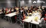 함께하는 한숲과 아모레퍼시픽 임직원들이 5월 가정의 달을 맞이하여 소외계층 아동·청소년들을 위한 사랑의 케이크 만들기를 진행했다
