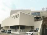 파주 헤이리 예술마을에 새로 신축한 한향림도자미술관 전경