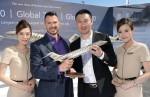 봄바디어가 HK Bellawings Jet Limited와 최대 18대의 Global 6500, Global 7500 항공기에 대한 구매의향서를 체결했다