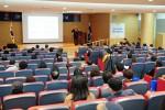 코리아텍이 개최한 2018 학부모 초청의 날 행사 현장