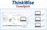 시각적인 형태로 함께 정리하고 공유하는 협업시스템 ThinkWise TeamSpirit