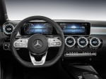 The Qt Company의 Qt Framework가 벤츠의 차내 인포테인먼트 시스템 MBUX에 채택되었다(사진 저작권 © 2018 Daimler AG. All rights reserved.)