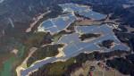 일본 야마구치현 미네시 태양광 발전소