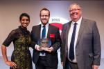 삼성전자가 영국 소비자연맹지 위치지 주관 위치 어워드 2018에서 올해 최고의 대형가전 브랜드로 선정됐다