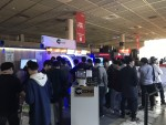 2018 VR Summit 전시회 참가한 예쉬컴퍼니 부스