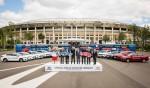현대·기아차 2018 FIFA 러시아 월드컵 공식 차량 전달식