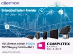 클라이언트론이 컴퓨텍스 타이베이 2018서 혁신적 신클라이언트, POS 및 내장형 IPC를 공개한다