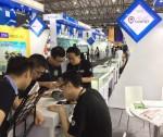 MWC 상하이 2018에서 모바일 아이트래킹 기술을 공개한 비주얼캠프