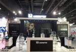 올해 3월 두바이 DWTC에서 개최된 국제피부미용컨퍼런스 Dubaiderma 2018에 참석한 레이저옵텍